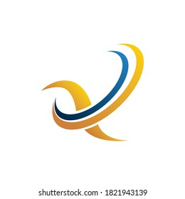 Vector logo design template. Editable in eps.10
