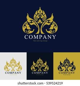 Vector logo design Thailand