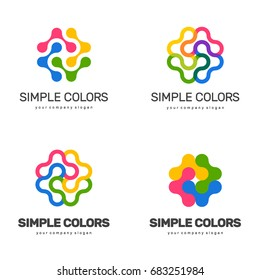 Vector logo design for your business.