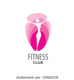 vector logo for fitness