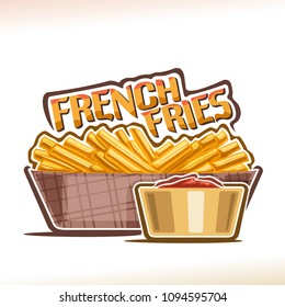 Frites Dinner Stock Illustrations Images Vectors