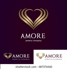 Vector logo for jewelry store