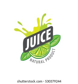 vector logo juice
