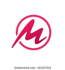 Vector Logo M