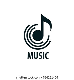 vector logo music