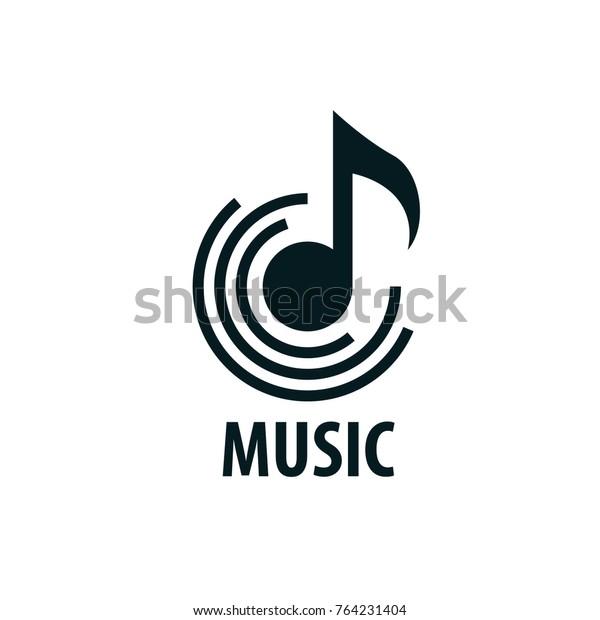векторная музыка логотипа
