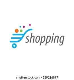 vector logo shop