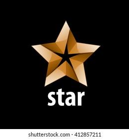 vector logo star