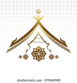 vector logo Thailand design