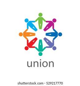 vector logo union