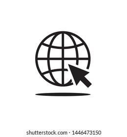vector logo web template icon