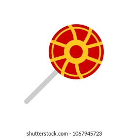vector lollipop, lollipop vector candy - sweet symbol