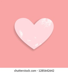 vector .love heart for Valentine's day  - Heart Icon Vector. Love symbol. Valentine's Day.