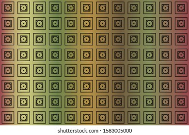 Vector luxury abstract background. For Greeting Card, Flyer, Invitation. Vector Illustration
