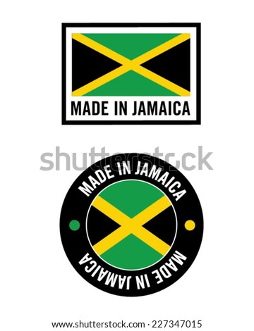 Vector Made in Jamaica