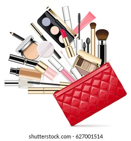 Vector Makeup Bag