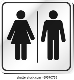 men s bathroom sign vector. Vector Man \u0026 Woman Restroom Sign Men S Bathroom