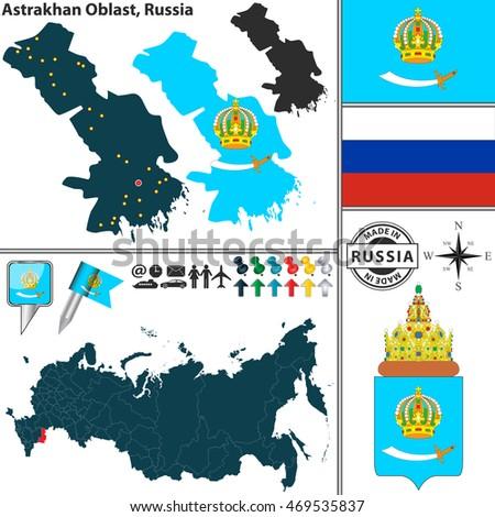 Where is Astrakhan