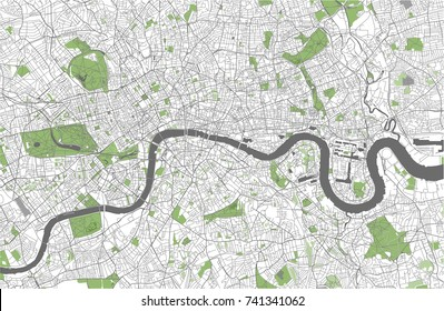 Map City London.London Map Images Stock Photos Vectors Shutterstock