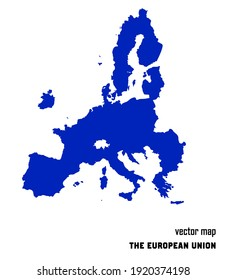 vector map of Europe. you can use it for any needs