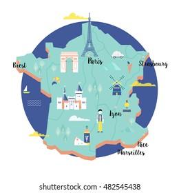 Bilder Stockfotos Und Vektorgrafiken Frankreich Farben