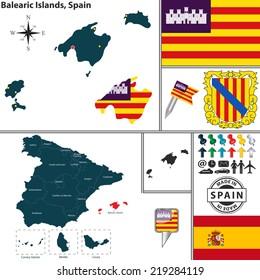 Ibiza Spain Stock Vectors Images Vector Art Shutterstock