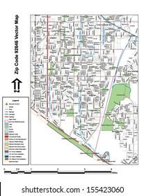 Huntington Park Zip Code Map.Huntington Park Map Images Stock Photos Vectors Shutterstock