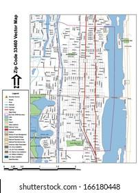 Lake Worth Zip Code Map.Lake Worth Florida Stock Illustrations Images Vectors Shutterstock