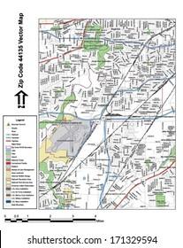 44135 Zip Code Map.Map City Parma Images Stock Photos Vectors Shutterstock