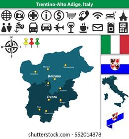 Trentino Vector Images Stock Photos Vectors Shutterstock