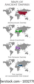 Vector Maps of Empires