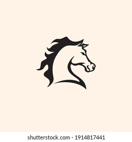 Vector mascot, cartoon of horse,  Vector illustration icons and logo design elements - horse vector