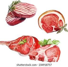 vector meats