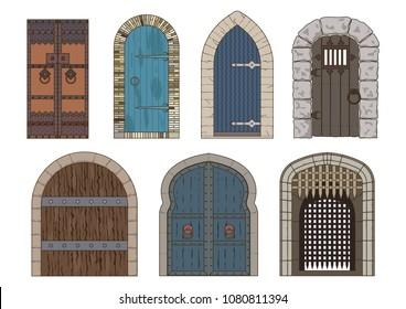 Dungeon Door Images Stock Photos Amp Vectors Shutterstock