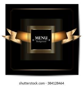 Vector Menu Design
