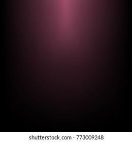 Vector mesh gradient background. Marsala color. Trendy color 2018 year. Minimalistic cover design
