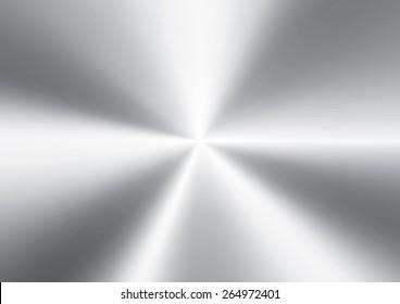 Vector metallic background