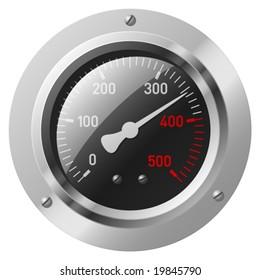 Vector meter