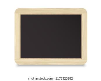 Vector Mini Blackboard Icon isolated on white background