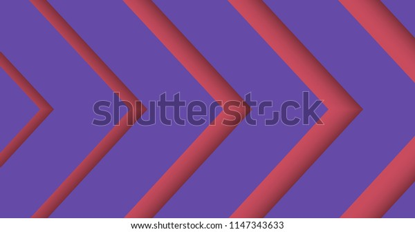 Vector modern business arrow abstract background design