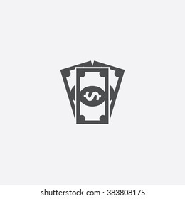Vector money Icon