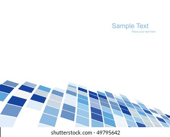 vector mosaic pattern design