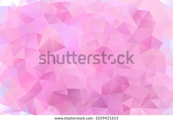 vector multicolored abstract background of effect geometric triangles.