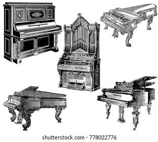 Vector Music Instrument vol.3
