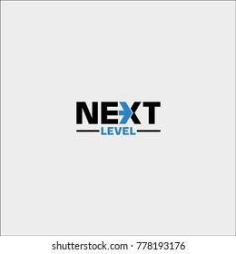 Vector of Next Level Logo
