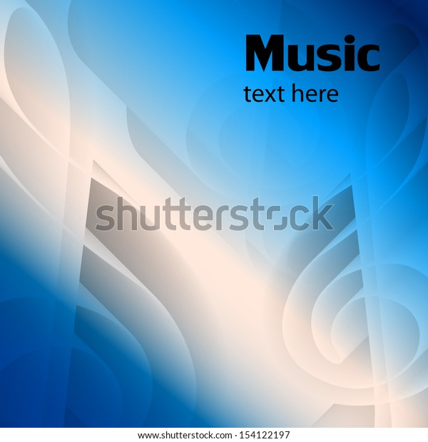 Vector note background