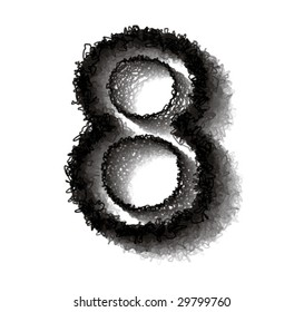 vector number eight