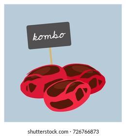 Vector Nuts - Kombo