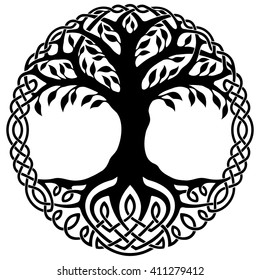 Celtic Tree of Life Images, Stock Photos & Vectors