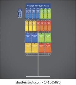 Vector packages rack